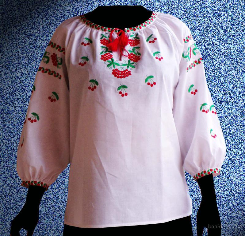 Блузки Вышиванки