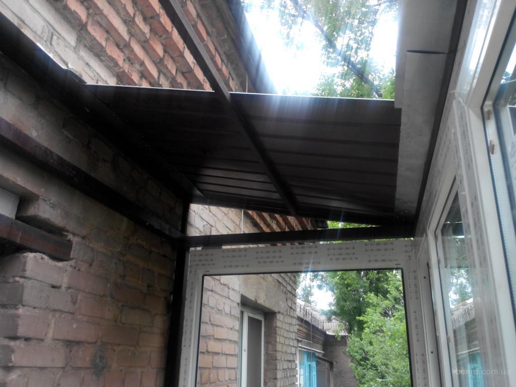 Выполняем полную замену или ремонт крыш балконов статьи о ст.