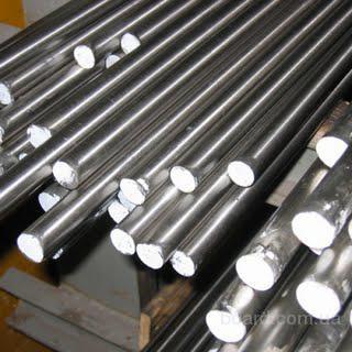 Круг сталь ШХ15СГ    ГОСТ 801-78, 2590-88