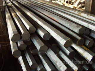 Шестигранник калибрований сталь  20, 35, 45, 20Х, 40Х .    ГОСТ 8560-78, 1051-73, 4543-71