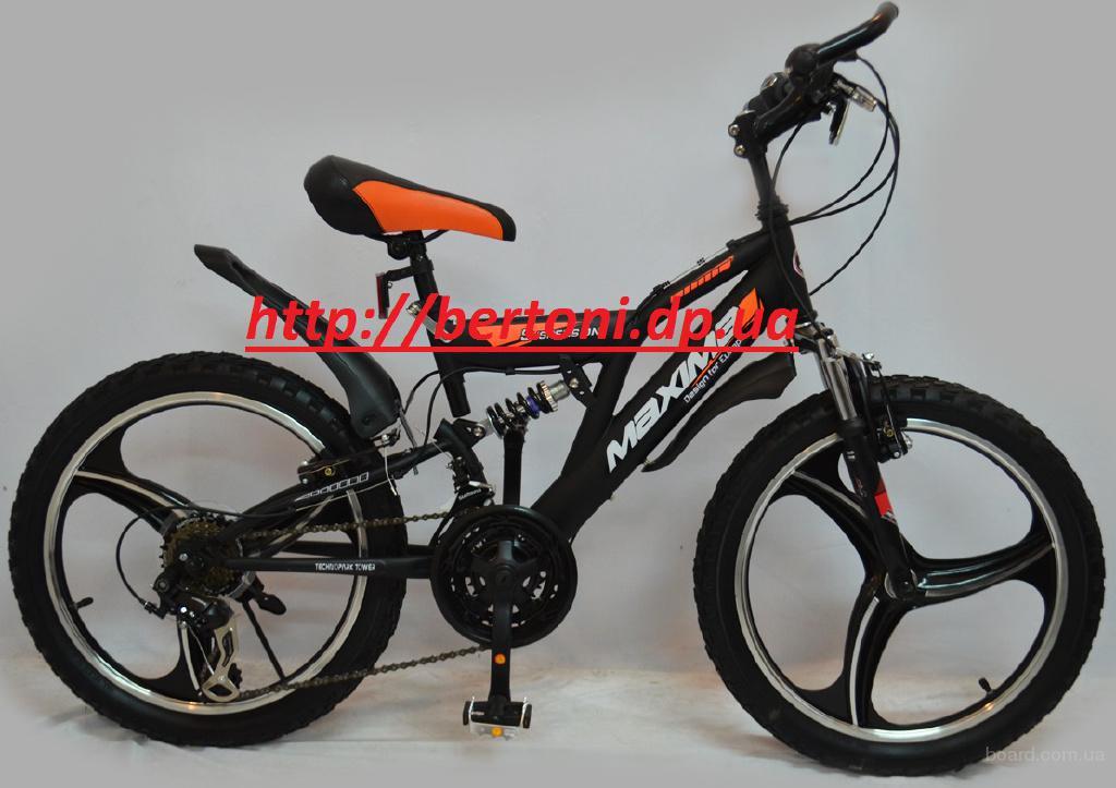 Подростковый скоростной велосипед Maxima T20-M208SB