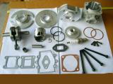 Ремонт моторного инструмента , бензопилы ,мотокосы