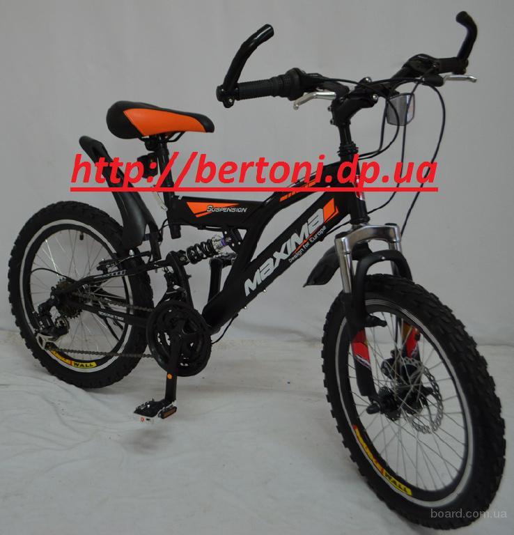 """Подростковый скоростной велосипед """"Maxima"""" T20-M208"""