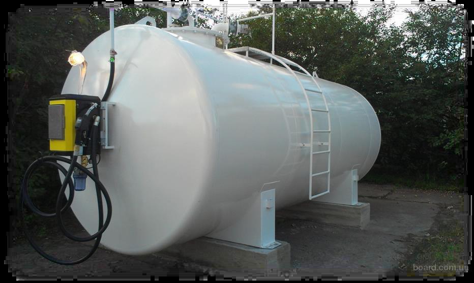 Выбор резервуарного оборудования