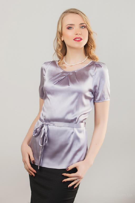 Купить Блузку Из Натурального Шелка Италия Большого Размера