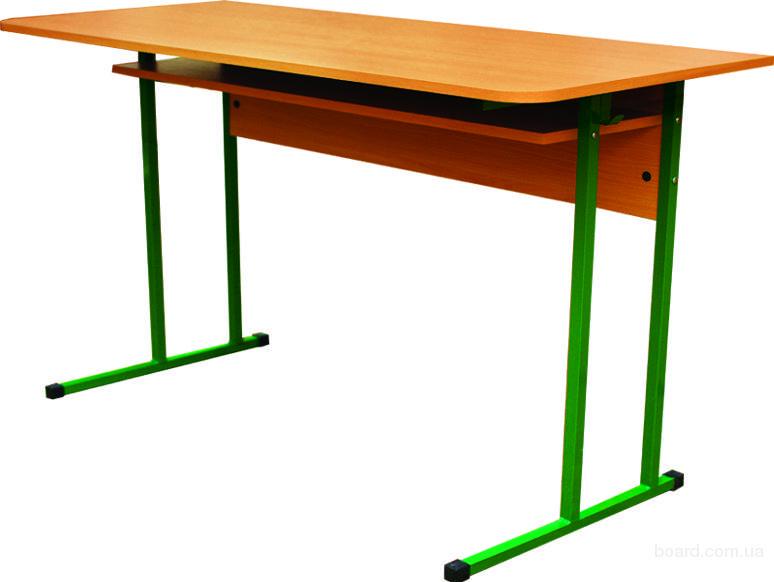 Стол ученический «145», Школьная мебель, Парта школьная