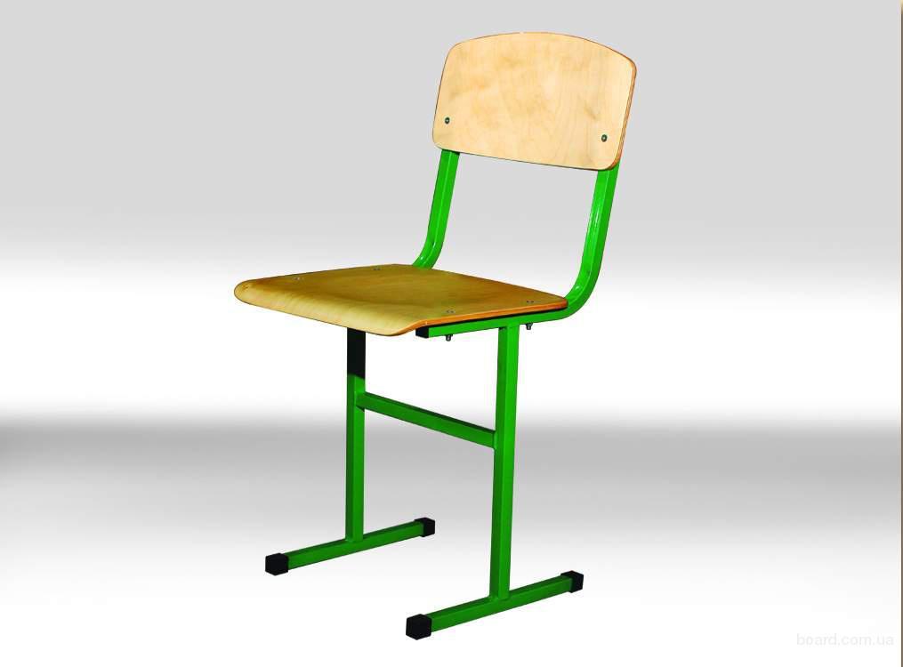 Стул ученический Т – образный, Школьная мебель, Стулья школьные