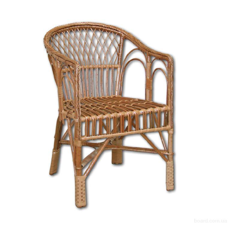 """Кресло из лозы """"КО - 7"""", Плетеная мебель, Кресла из лозы"""