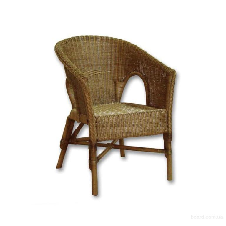 """Кресло из ротанга """"Престиж"""", Мебель из натурального ротанга, Кресло из ротанга"""