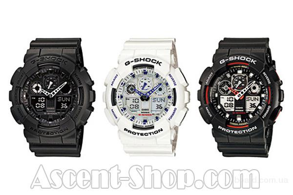 Копии наручных часов Casio G-Shock купить в Украине