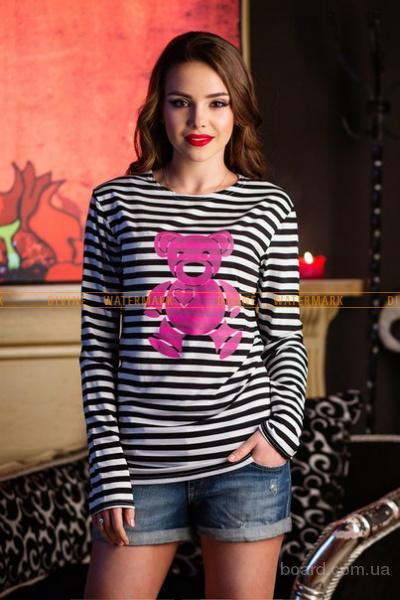Модные футболки блузки купить