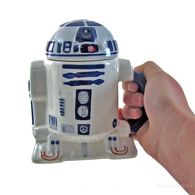 Чайная чашка кружка R2-D2