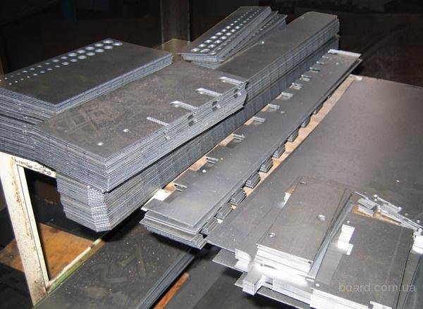 Металлообработка: штамповка, перфорация, гибка металла