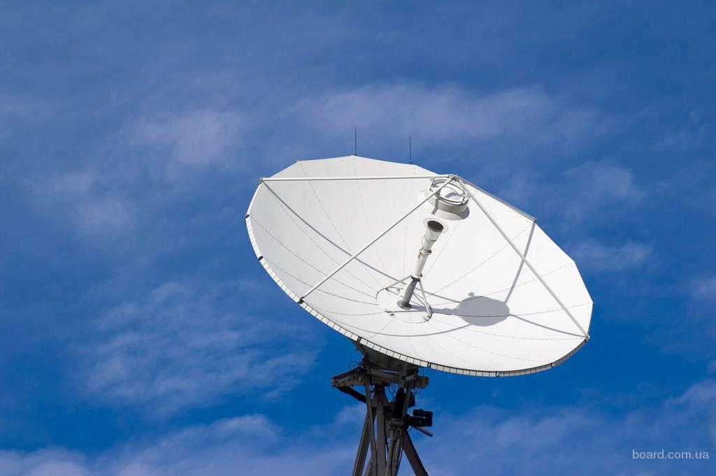 Установка, настройка спутниковых антенн в Харькове и области