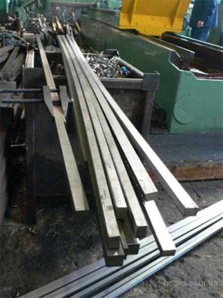 Шпоночная сталь (шпонка) калиброванная, ГОСТ 8787 - 68