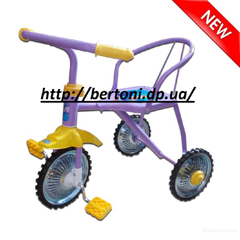 Велосипед трехколесный Bт007