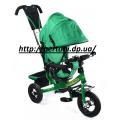 Велосипед трехколесный Combi trike 0004 надувные колеса