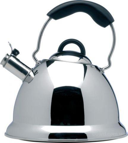 Чайник со свистком BergHOFF в ассортименте.