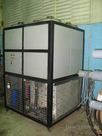 Обслуживание чиллера (охладительный аппарат)