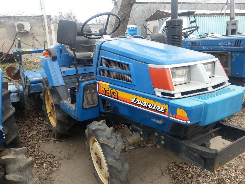 Тракторы и сельхозтехника Shibaura. Купить трактор.