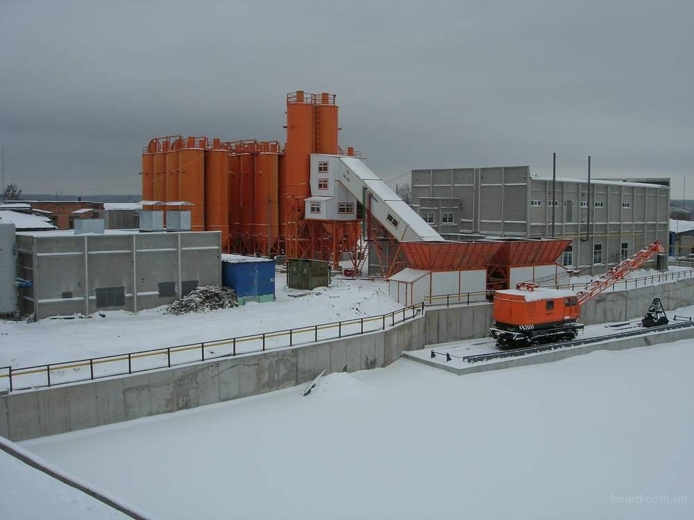 Бетонный завод (БСУ) СБ-248