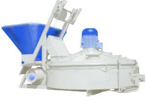 Бетоносмесительный блок СБ-238М производ