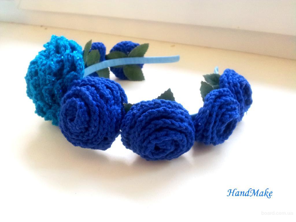 Обруч Blue Rose