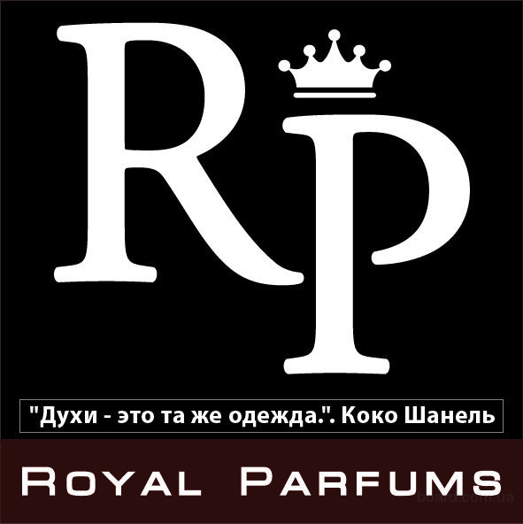 качественные духи на розлив Royal Parfums