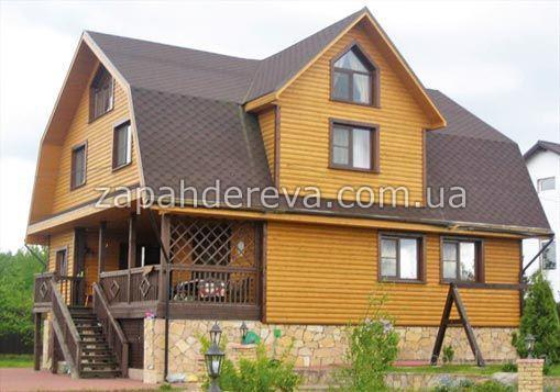 Блок-хаус, имитация бревна Днепродзержинск