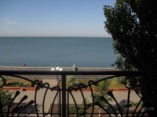 Однокомнатная квартира с видом на море