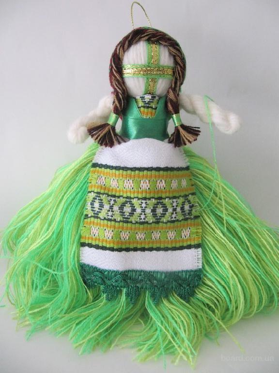 Кукла мотанка фото из ниток