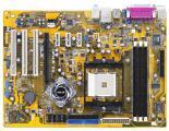 Материнская плата s754 Asus K8N4-E и Biostar GeForce 6100-M7 бу