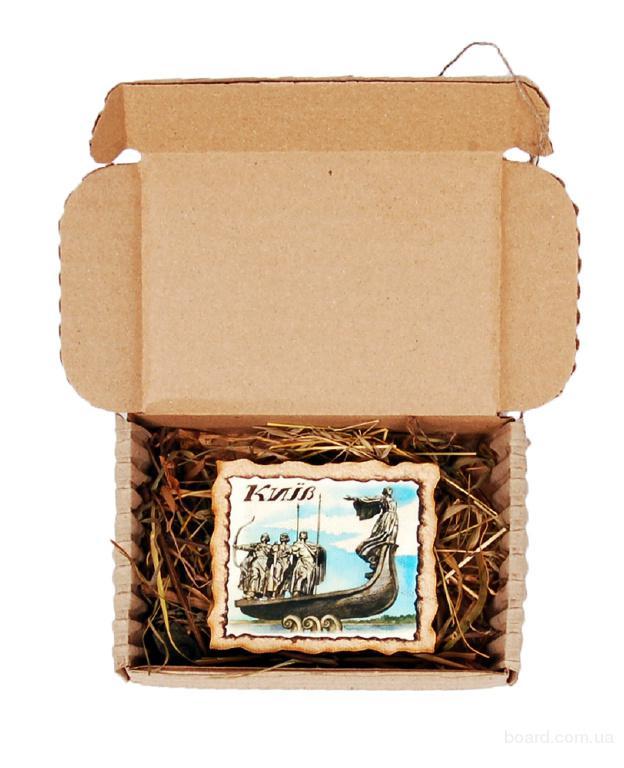 сувенирные магниты в подарочной коробке, корпоративные подарки для коллег