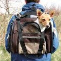 """Переноска Trixie """"Shiva deLuxe"""" Рюкзак-переноска для собак и кошек"""