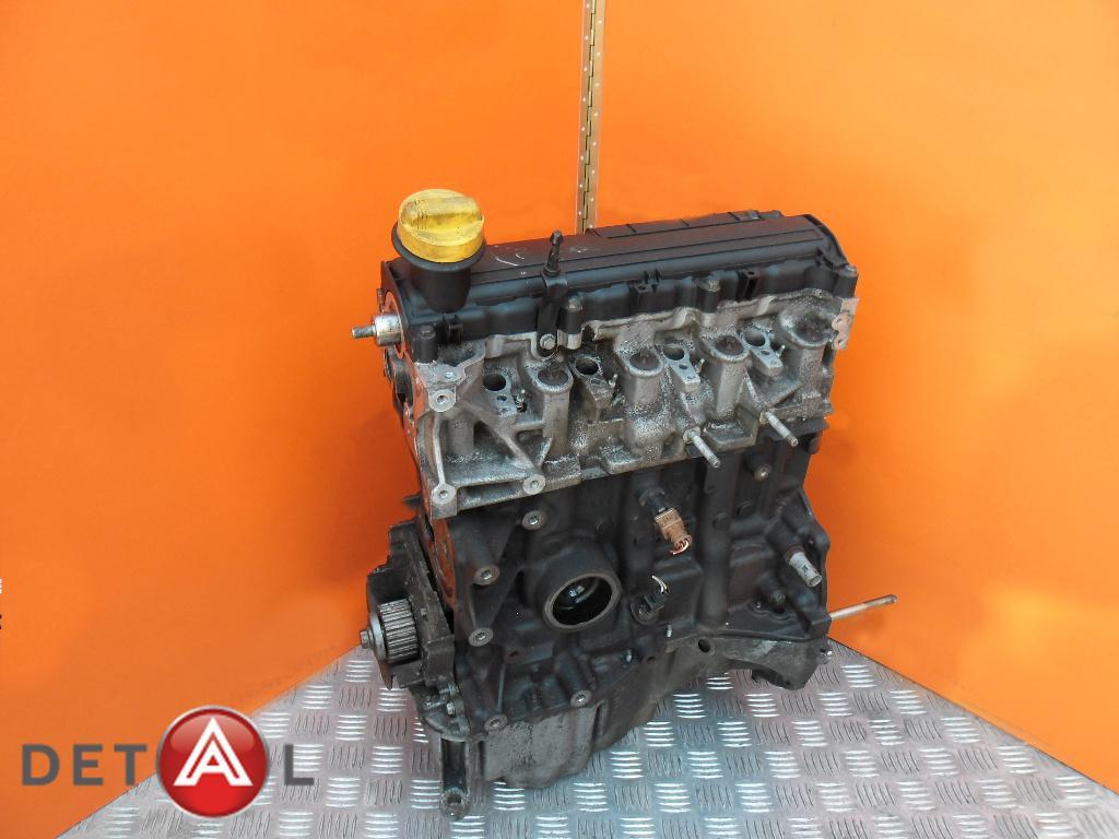 Двигатель на renault kangoo