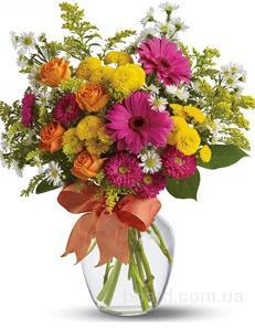Відмінні квіти для відмінної нагоди
