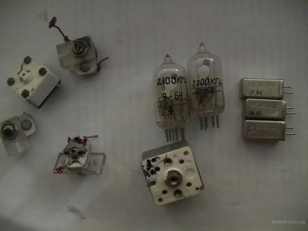 Резисторы,конденсаторы,термопары.