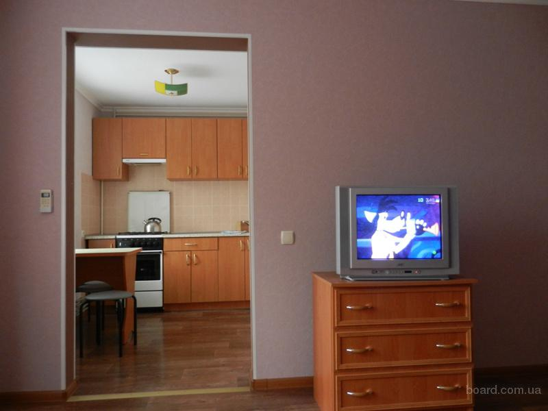 Однокомнатная квартира, центр города