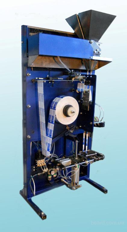 """2-х потоковый Автомат Пневматик-84 для фасовки в пакеты """"Стик"""""""