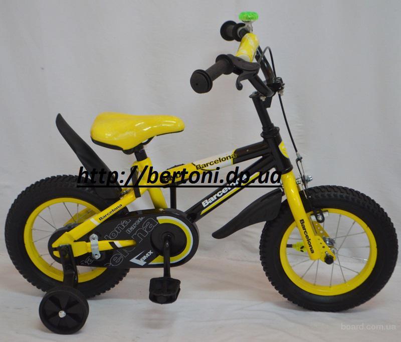 Велосипед двухколёсный Barcelona