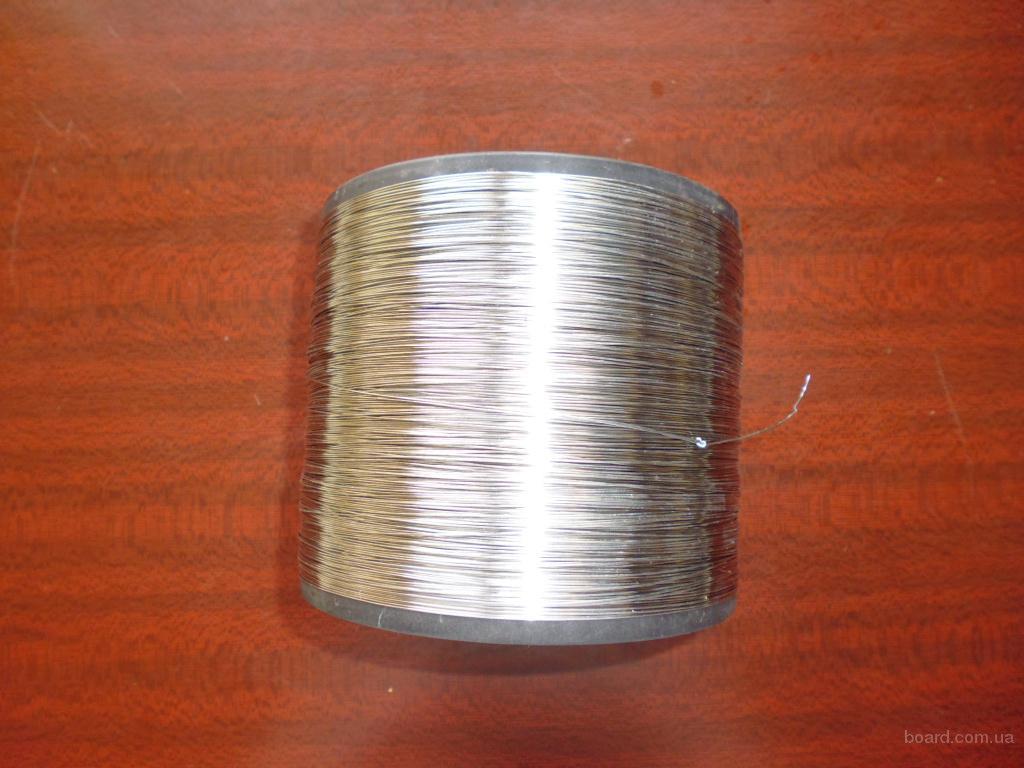 Проволока контровочная КО ГОСТ 792-67 и ОК ГОСТ 3282-74, стальная, оцинкованная, термообработанная(мягкая)