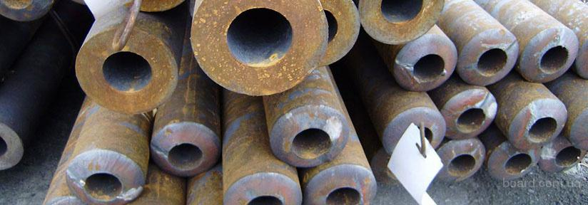 Реализация со склада труб стальных бесшовных котельных