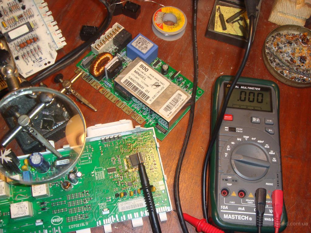 Ремонт электронных модулей