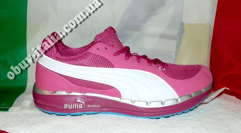 Кроссовки женские фирмы Puma Faas 500 оригинал из Италии