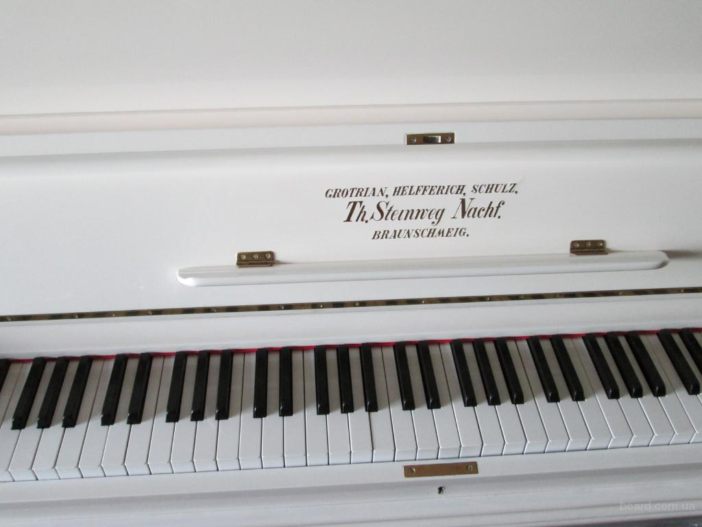 Купить пианино Petrof , Weinbach, Rosler, August Forster, Steinway, Bechstein, Zimmermann, Bluthner , Gustav Fiedler,  J.Becker  ето к нам
