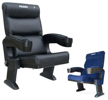 Крісла для кінотеатрів, кінокрісла. Ціна від 440 грн/шт.