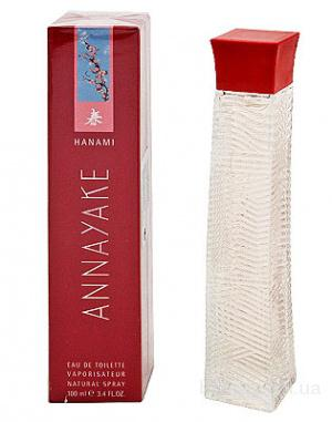 Annayake - Hanami (2003) - edt 100ml (tester) - Редкая Оригинальная Парфюмерия