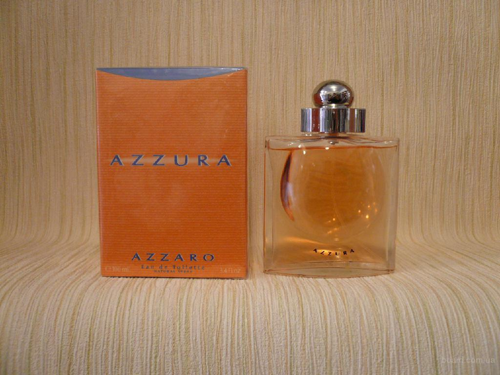 Azzaro - Azzura (1999) - edt 100ml - раритет!