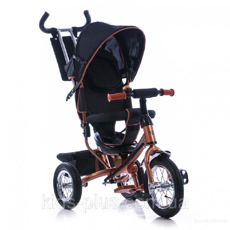 Детский велосипед Azimut Trike AIR BC-17B (Как Lamborghini,колеса надувные)