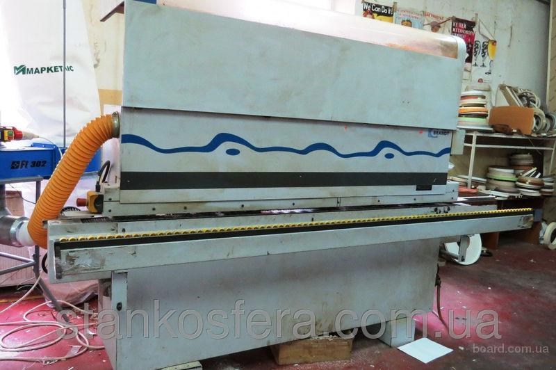 Кромочный станок Brandt KDN340 бу 2003г.в.